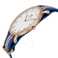 Daniel Wellington Classic Belfast 40mm Men's Gold Watch 0113DW - Big Daddy Watches