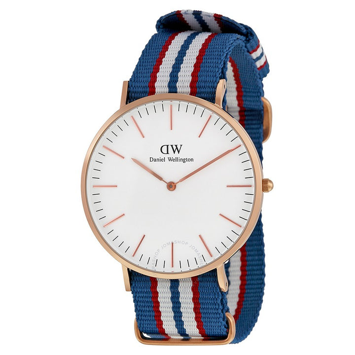 Daniel Wellington Classic Belfast 40mm Men's Gold Watch
