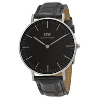Daniel Wellington Reading 36mm Women's Silver Watch - Big Daddy Watches