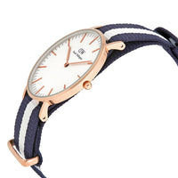 Daniel Wellington Classic Glasgow 36mm Women's Gold Watch DW00100031 - Big Daddy Watches