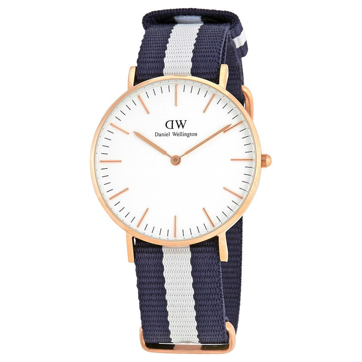 Daniel Wellington Classic Glasgow 36mm Women's Gold Watch