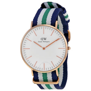 Daniel Wellington Nottingham 40mm Men's Gold Watch
