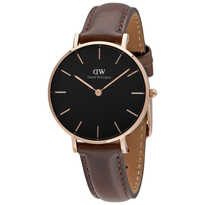 Daniel Wellington Bristol 28mm Women's Gold Watch DW00100165