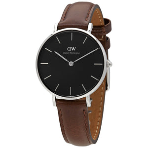 Daniel Wellington Bristol 32mm Women's Silver Watch - Big Daddy Watches