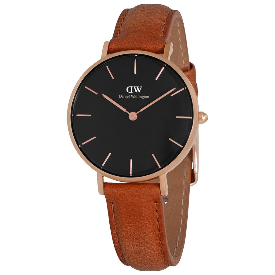 Daniel Wellington Durham 32mm Women's Gold Watch