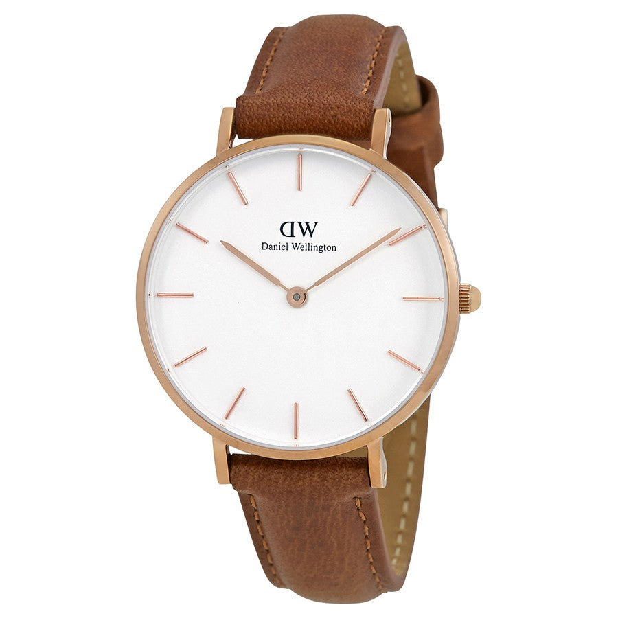 Daniel Wellington Classic Durham 28mm Women's Gold Watch