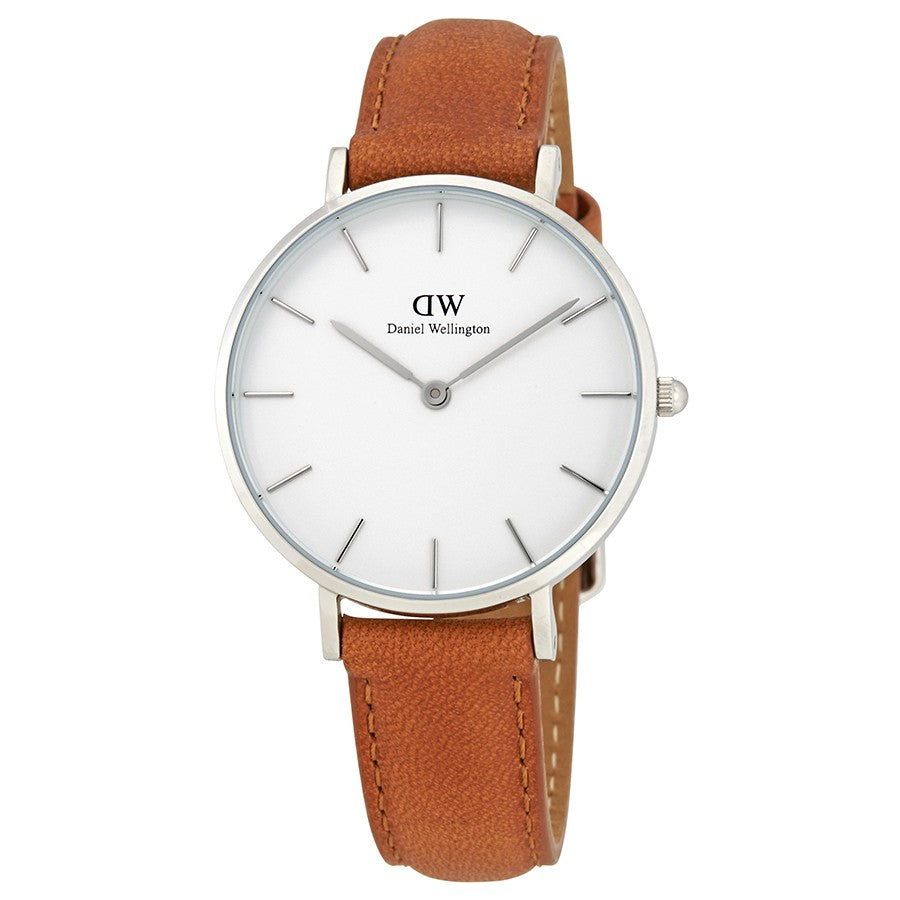 Daniel Wellington Classic Durham 28mm Women's Silver Watch