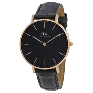 Daniel Wellington Reading 28mm Women's Gold Watch DW00100167