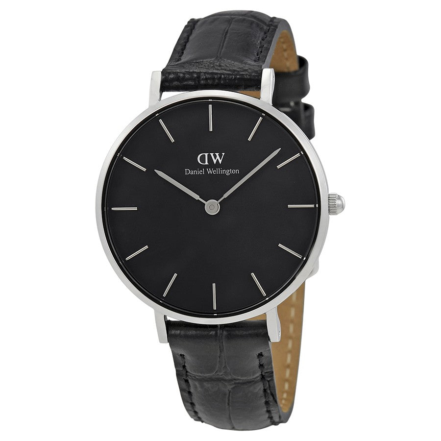 Daniel Wellington Reading 32mm Women's Silver Watch - Big Daddy Watches