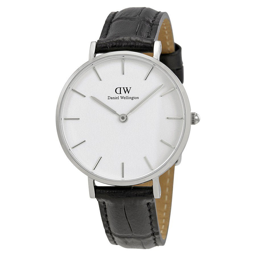 Daniel Wellington Classic Reading 32mm Women's Silver Watch