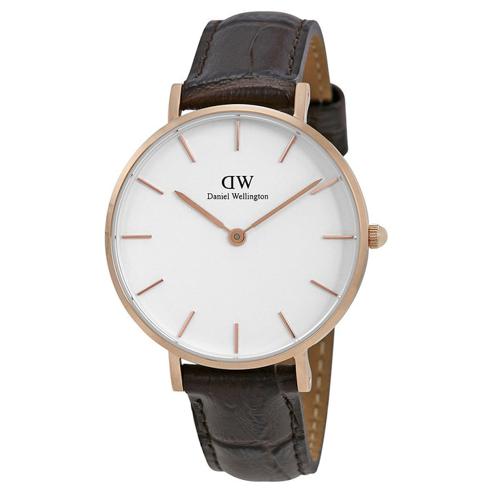 Daniel Wellington Classic York 32mm Women's Gold Watch
