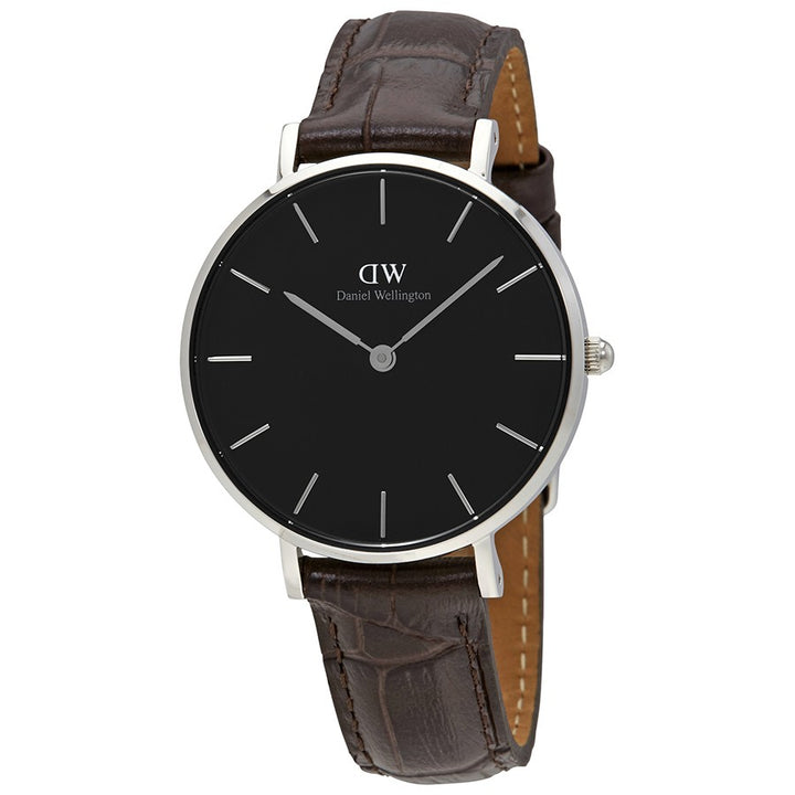 Daniel Wellington York 32mm Women's Silver Watch - Big Daddy Watches