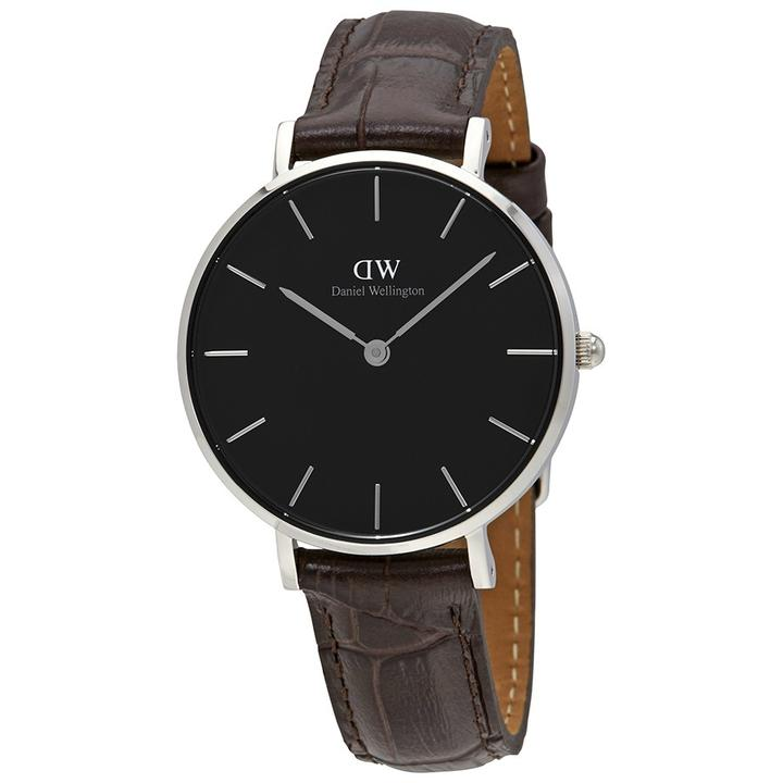 Daniel Wellington York 28mm Women's Silver Watch DW00100182