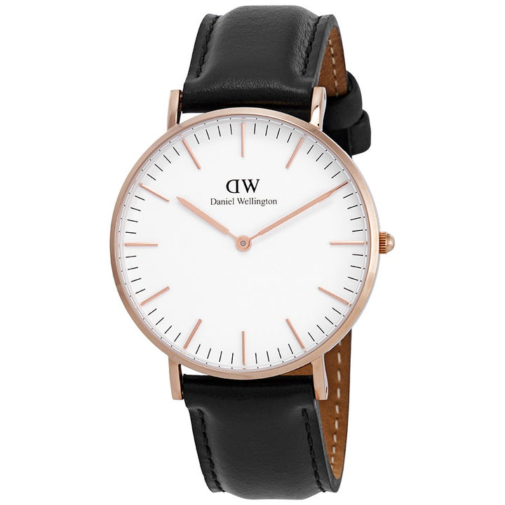 Daniel Wellington Classic Sheffield 36mm Women's Gold Watch