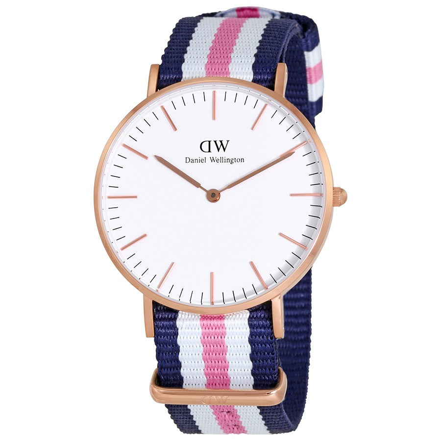 Daniel Wellington Classic Southampton 36mm Women's Gold Watch DW00100034 - Big Daddy Watches