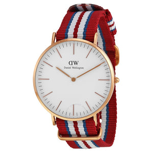 Daniel Wellington Classic Exeter 40mm Men's Gold Watch 0112DW - Big Daddy Watches