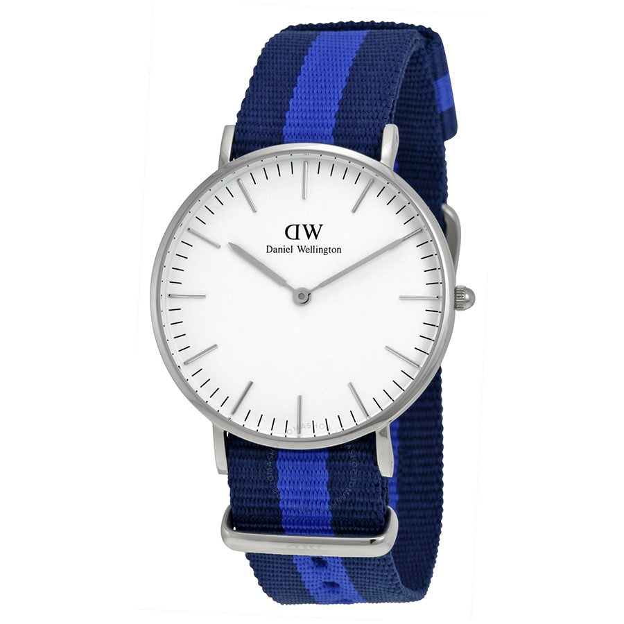 Daniel Wellington Swansea 36mm Women's Silver Watch