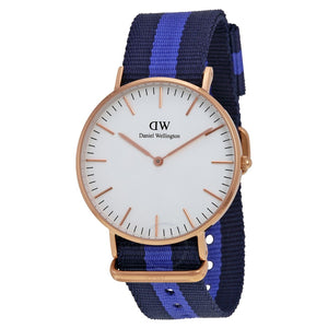 Daniel Wellington Classic Swansea 36mm Women's Gold Watch 0504DW - Big Daddy Watches