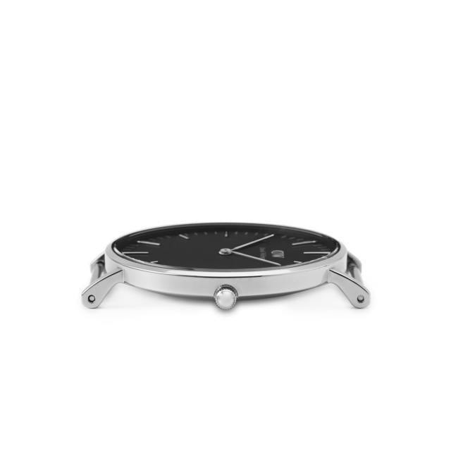 Daniel Wellington Cornwall 36mm Women's Silver Watch DW00100151