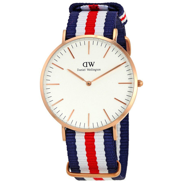 Daniel Wellington Canterbury 40mm Men's Gold Watch