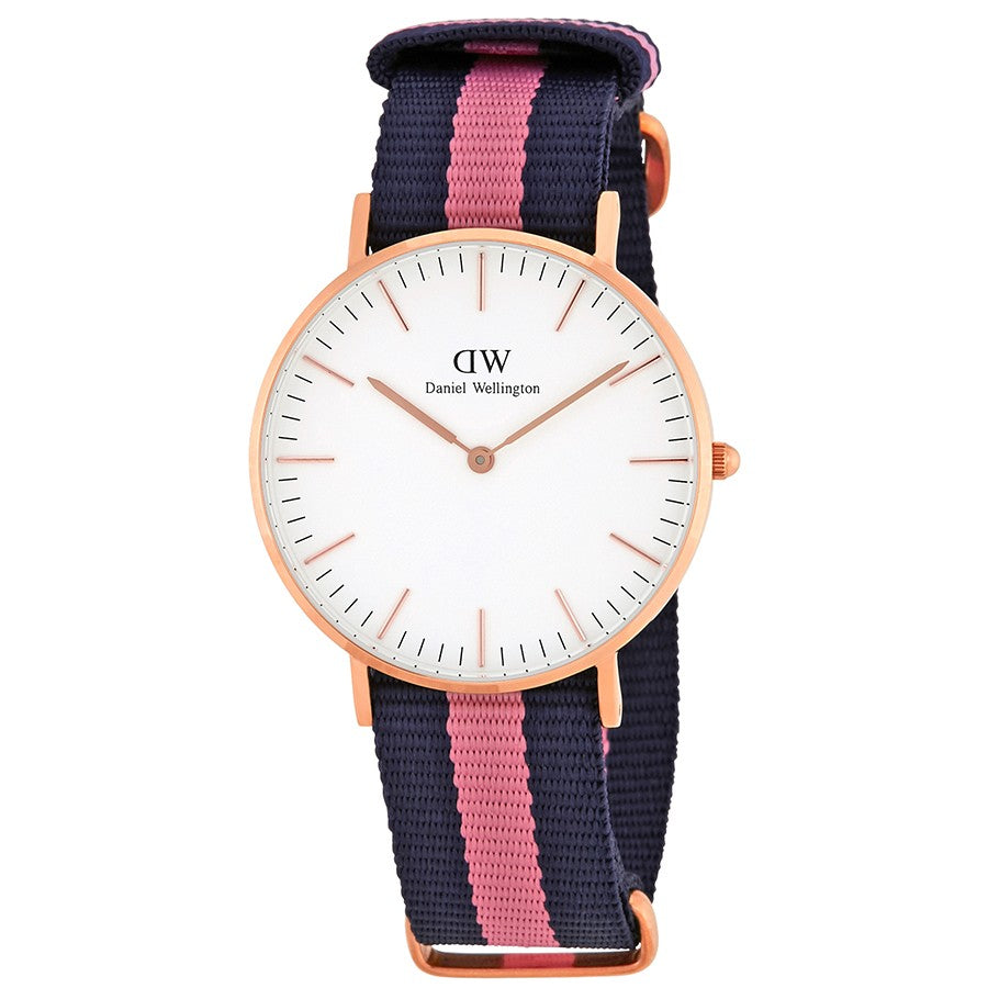 Daniel Wellington Winchester 36mm Women's Gold Watch