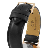 Daniel Wellington Sheffield 40mm Men's Gold Watch DW00100127