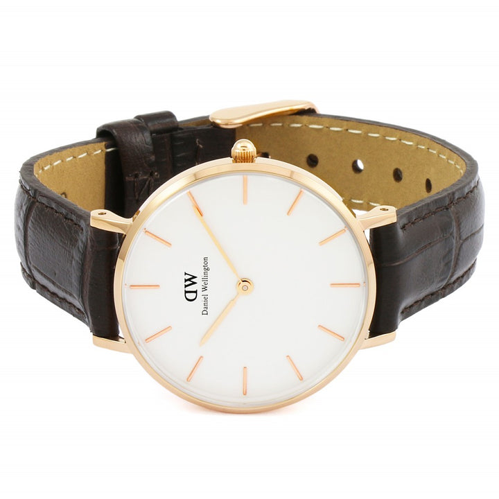 Daniel Wellington York 32mm Women's Gold Watch DW00100176