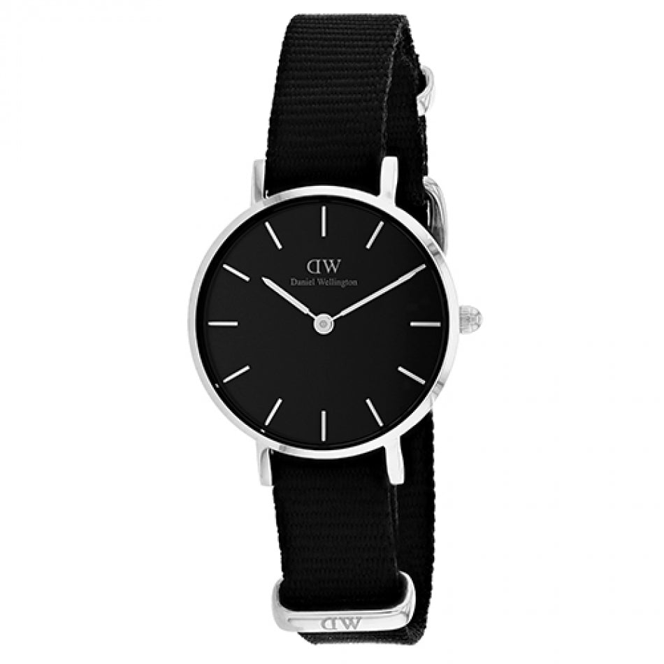 Daniel Wellington Cornwall 28mm Women's Silver Watch DW00100248