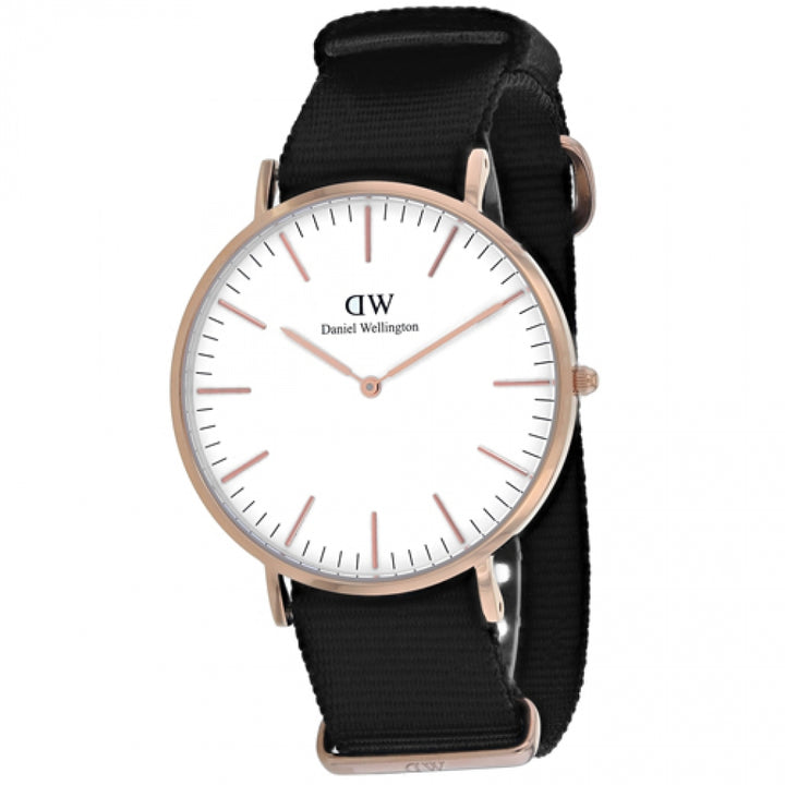 Daniel Wellington Classic Cornwall 40mm Men's Gold Watch DW00100257
