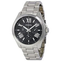 Fossil Cecile Multi-Function Black Dial Watch AM4534