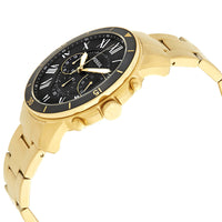 Fossil Grant Sport Chronograph Black Dial Men's Watch FS5267