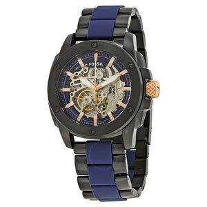 Fossil Modern Machine Automatic Skeleton Dial Men's Watch ME3133