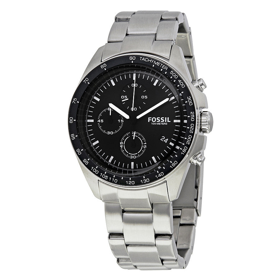 Fossil Sport 54 Chronograph Dial Men's Watch CH3026