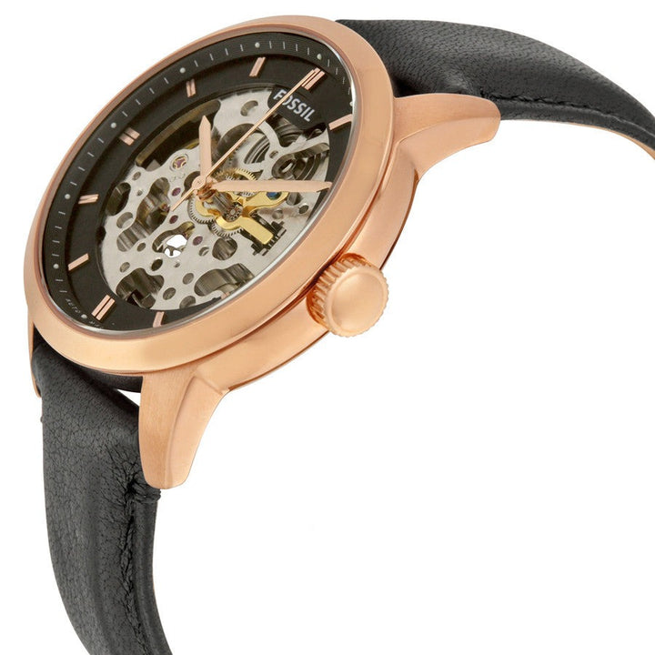 Fossil Townsman Skeleton Automatic Dial Men's Watch ME3084