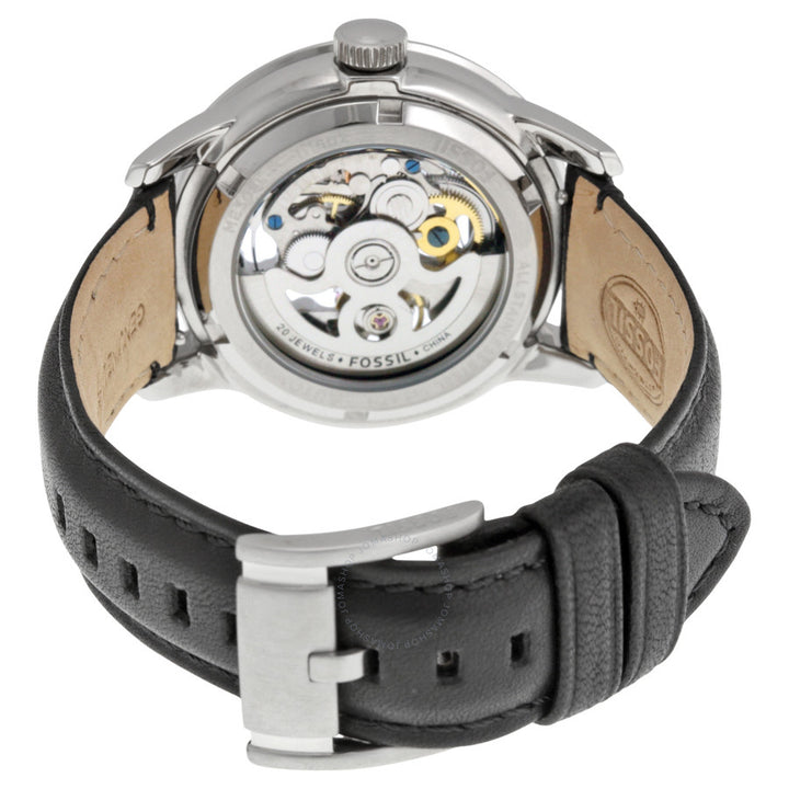 Fossil Townsman Automatic Skeleton Dial Men's Watch ME3085