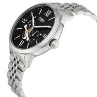 Fossil Townsman Black Dial Men's Automatic Watch ME3107