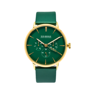 NOX-BRIDGE Classic Vega Viridi 41MM