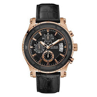 Guess Pinnacle Chronograph Black Dial Men's Watch W0673G5