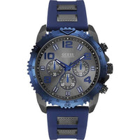 Guess Velocity Chronograph Grey Dial Men's Watch W0599G2