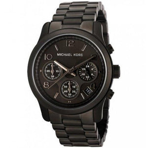 Michael Kors Runway Chronograph Grey Dial Ladies Watch MK5170