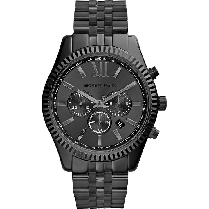 Michael Kors Lexington Chronograph Dial Men's Watch MK8346 - Big Daddy Watches