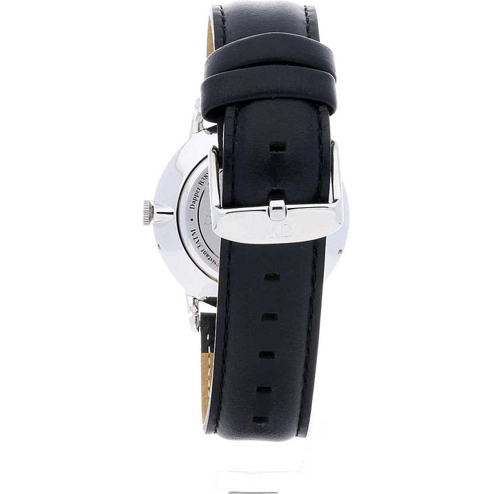 Daniel Wellington Dapper Sheffield 38mm Men's Silver Watch DW00100088
