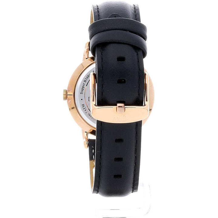 Daniel Wellington Dapper Sheffield 34mm Women's Gold Watch