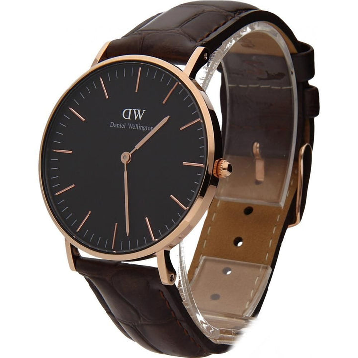Daniel Wellington York 36mm Women's Gold Watch DW00100140