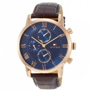 Tommy Hilfiger Chronograph Blue Dial Men's Watch 1791399