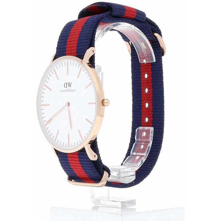 Daniel Wellington Classic Oxford 40mm Men's Gold Watch DW00100001