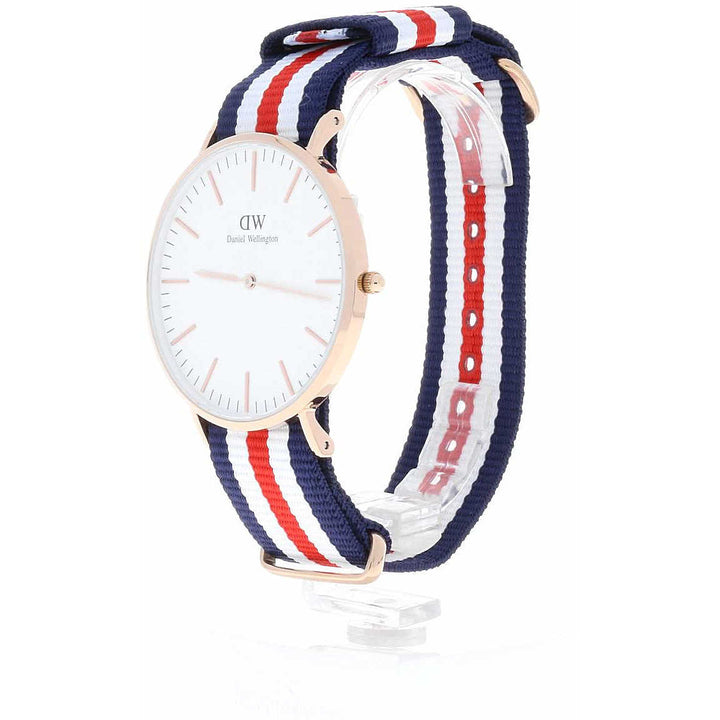 Daniel Wellington Canterbury 40mm Men's Gold Watch DW00100002