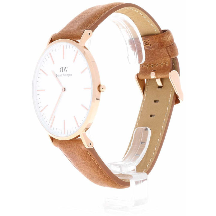 Daniel Wellington Classic Durham 40mm Men's Gold Watch DW00100109