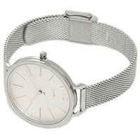 Skagen Hagen White Dial Stainless Steel Ladies Watch SKW2358