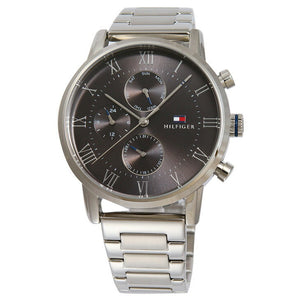 Tommy Hilfiger Chronograph Grey Dial Men's Watch 1791397